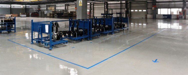 A Polyaspartic Floor Coating Is A Fast Curing Product That Can Get Your  Facility Back In Production Quickly. Polyaspartics Exhibit Similar  Performance ...
