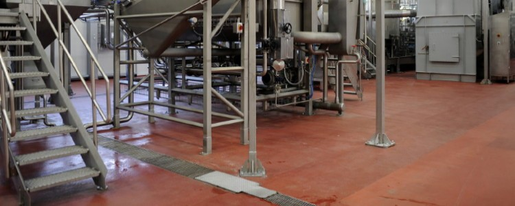 Industrial Concrete Floor Coatings Urethane Concrete