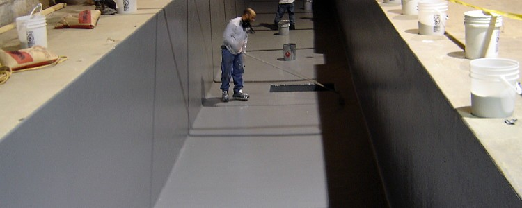Vinyl Ester Floor Coating