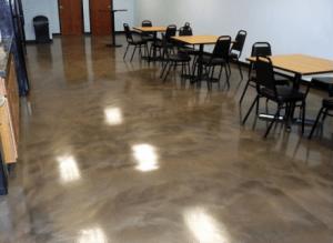 Metallic Epoxy Flooring 2