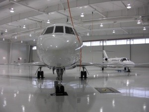 HangarSpec Aviation-Grade Floor Coating System
