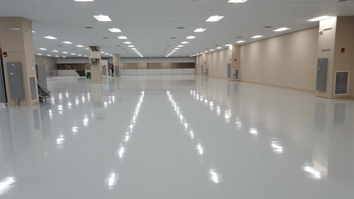 Specialty Flooring Systems : Addressing moisture and vapor drive in concrete slabs