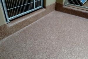 Resinous Floor Coatings for Vets